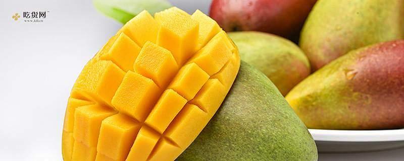 没熟的青芒果怎么吃,大青芒很硬可以直接吃吗缩略图