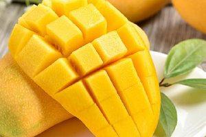 青芒和香蕉能一起吃吗,青芒和什么不可以一起吃缩略图