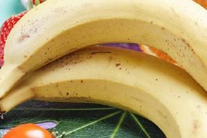 香蕉和虾能一起吃吗,吃完虾和香蕉会中毒了吗缩略图