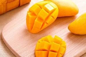 空腹吃芒果好么,空着肚子可以吃好多个青芒缩略图