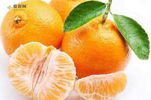 橘子的作用与功效 别再把橘子皮丢弃了缩略图