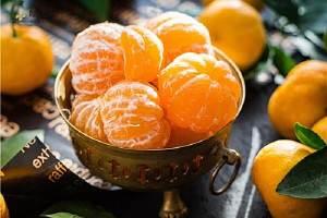 橘子不可以和什么一起吃,橘子如何选择甜的缩略图