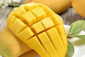 夏季吃芒果的好处,青芒能够多吃吗缩略图