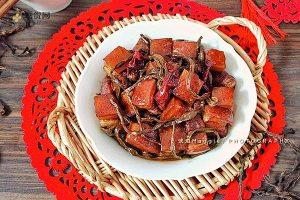 ㊙️年味‼️干豆角红烧肉‼️肥而不腻的做法步骤图缩略图