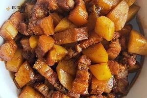 红烧肉炖土豆(丝毫不腻)的做法步骤图缩略图