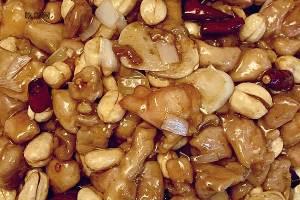 宫保鸡丁被我日益完善的传统菜肴的做法步骤图缩略图