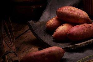 红薯可以和猕猴桃一起吃吗,红薯不能和什么一起吃缩略图