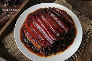 年夜饭必学菜,梅菜扣肉的做法步骤图缩略图
