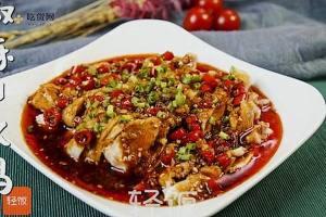 椒麻口水鸡丨鲜嫩多汁越吃越上瘾的做法步骤图缩略图