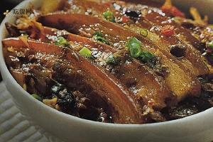 梅菜扣肉之冬菜扣肉的做法步骤图缩略图