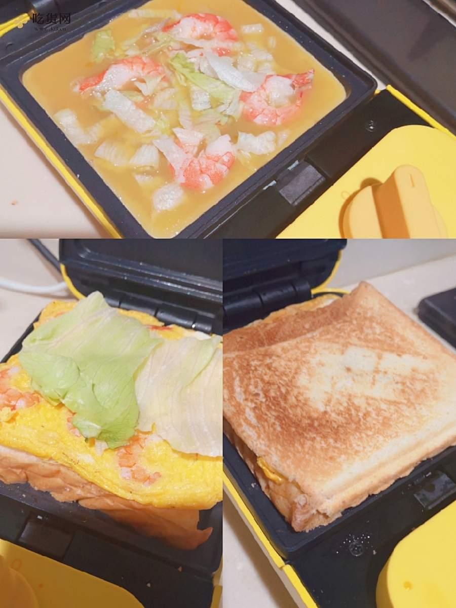 三明治机?美好生活的做法 步骤2