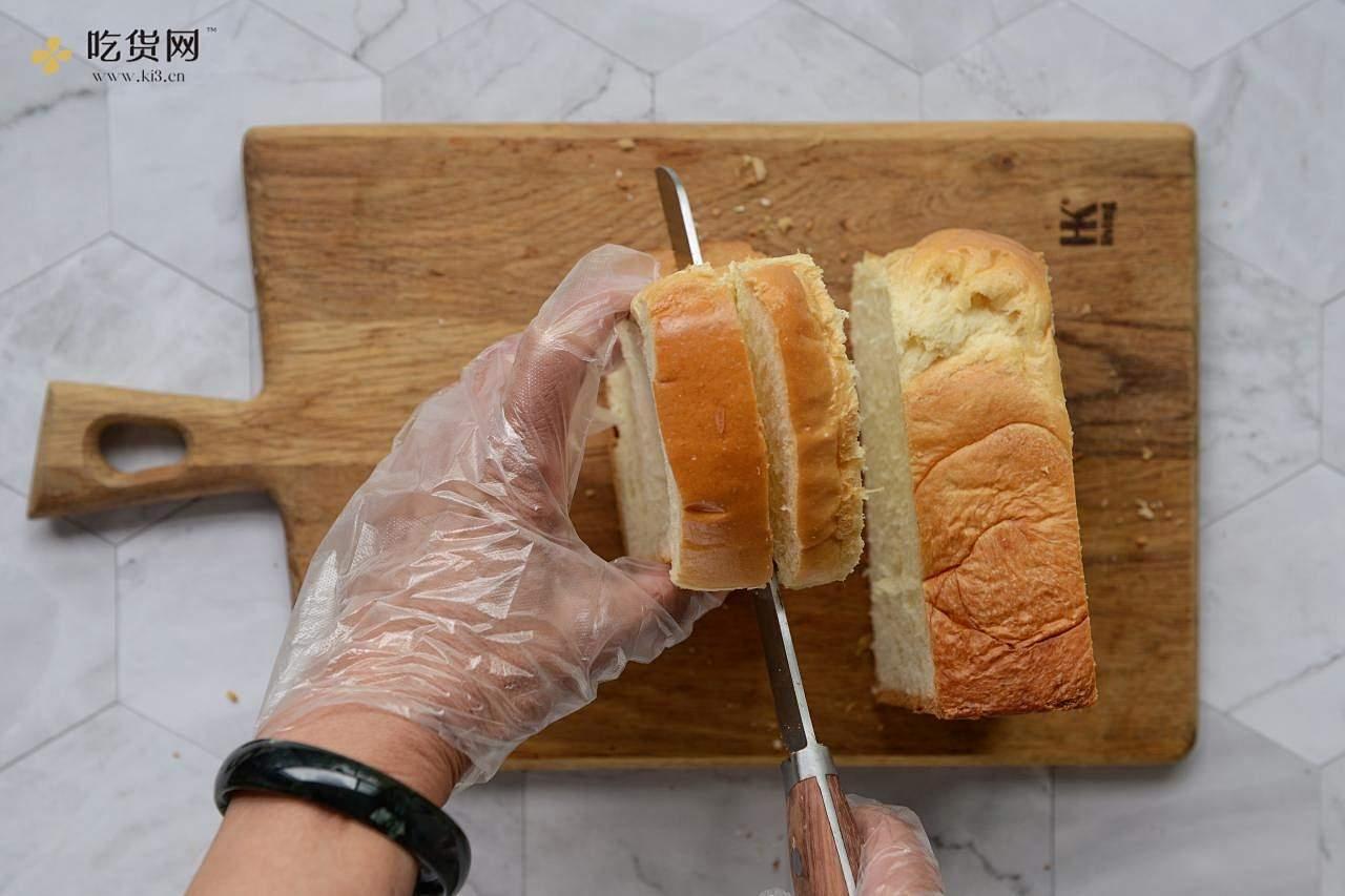 芝士厚蛋烧三明治的做法 步骤2