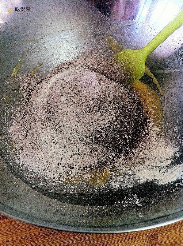 巧克力豆曲奇(Chocolate Chip Cookies)的做法 步骤5