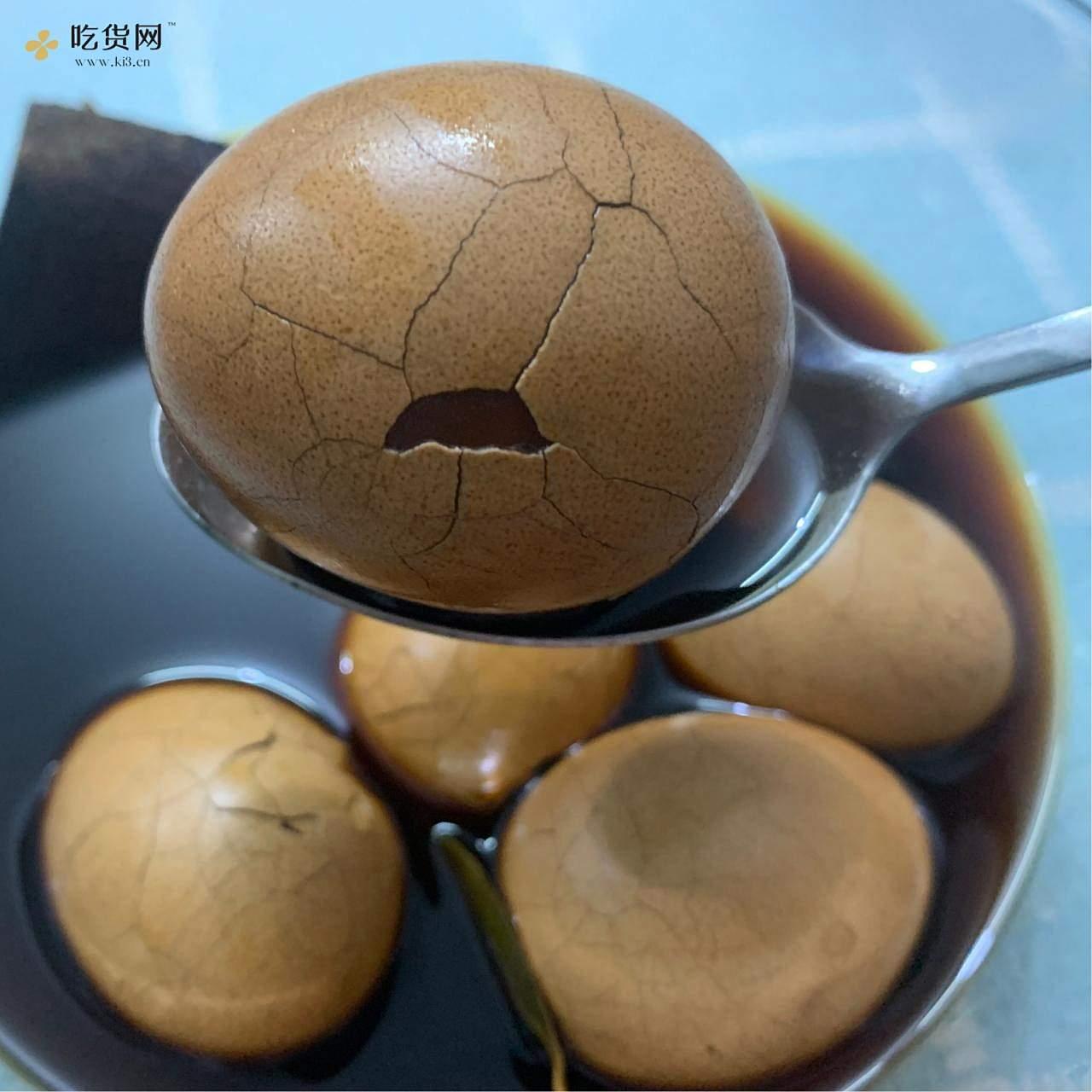 懒人茶叶蛋超简单做法40分钟搞定茶叶蛋的做法 步骤11