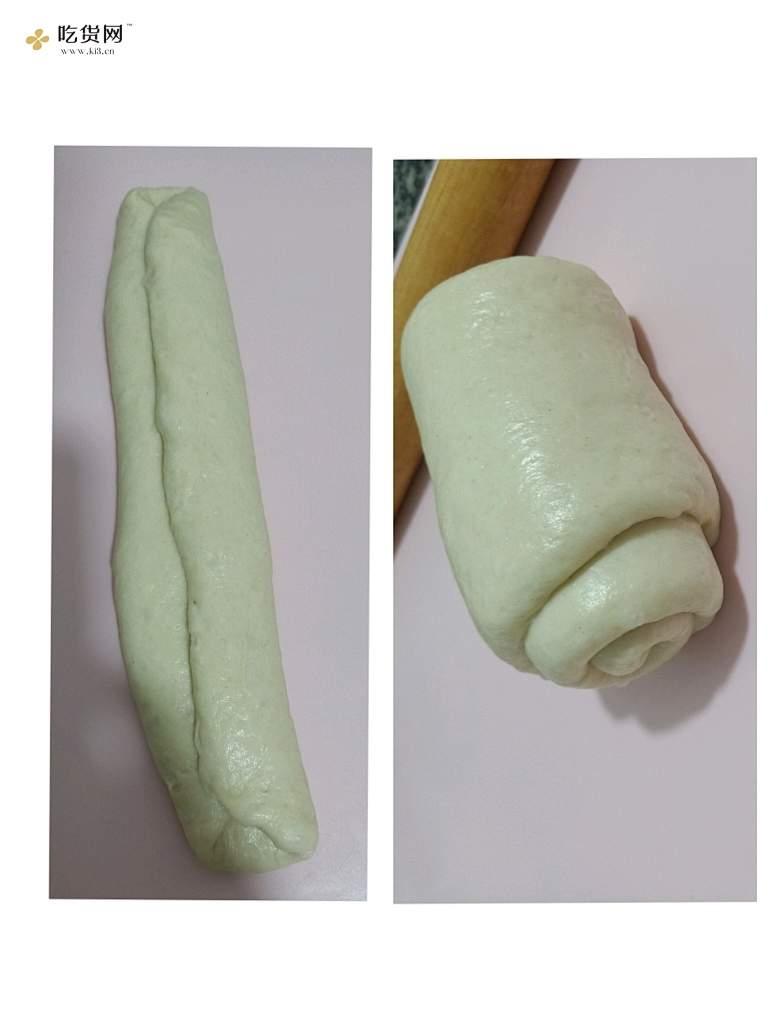 超奶重奶酪吐司——/重芝士吐司/ 消耗奶油奶酪,爆发超级棒!的做法 步骤4