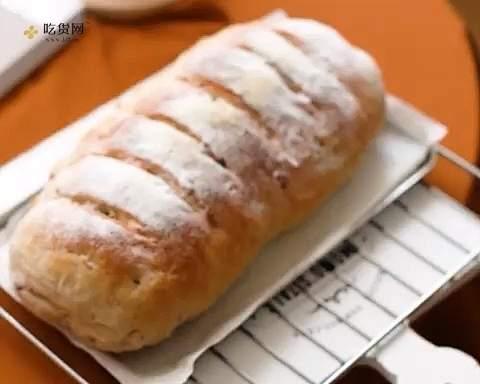 100%无糖无油|手揉全麦软欧包|减脂必备的做法 步骤8
