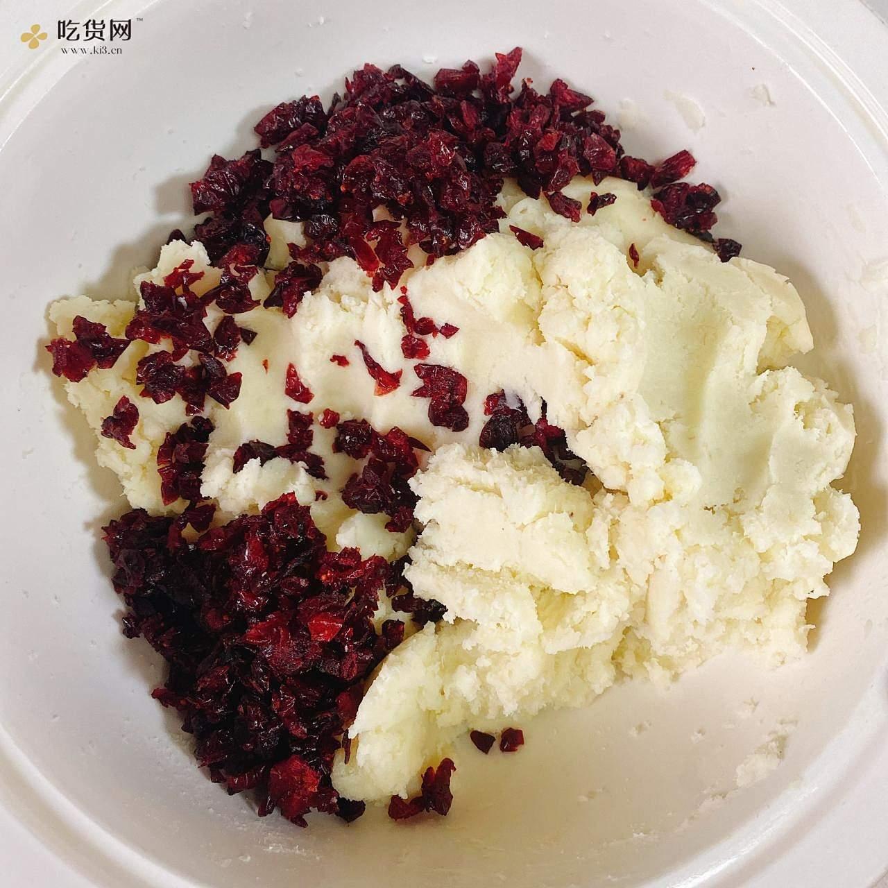蔓越莓山药糕的做法 步骤10