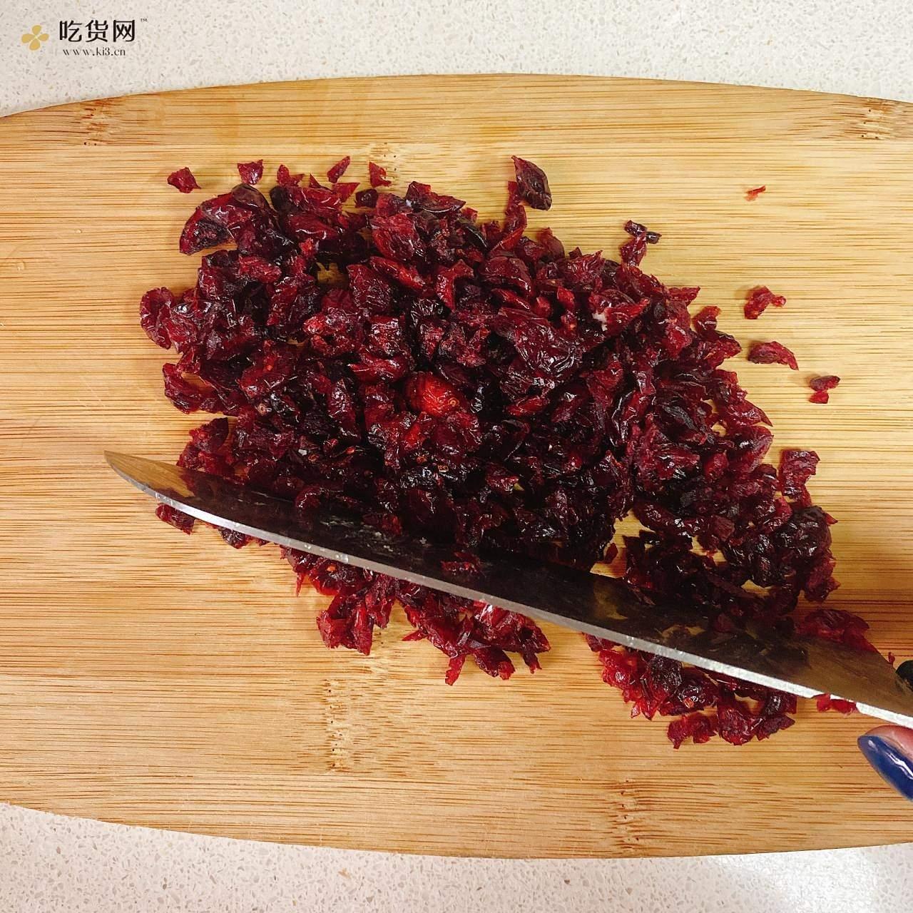 蔓越莓山药糕的做法 步骤9