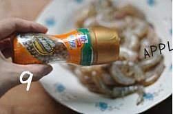 秘制鲜虾粥的做法 步骤8