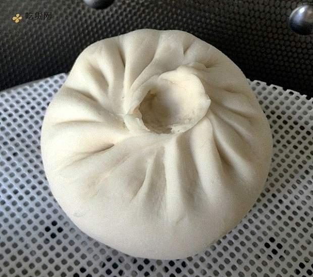 直接发酵法的白胖包子的做法 步骤4