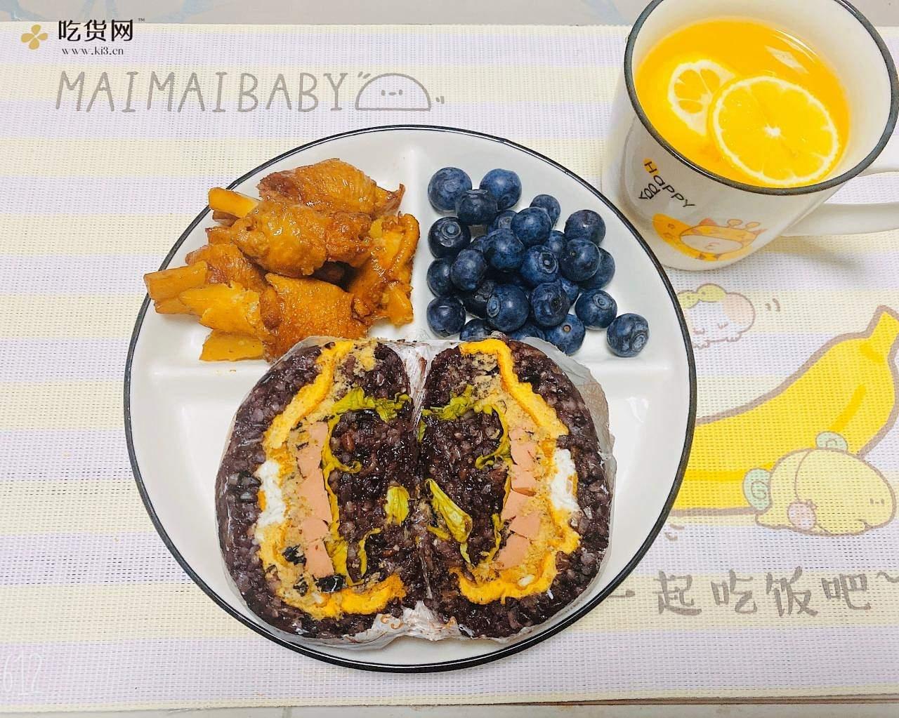 小学生早餐续更的做法 步骤17