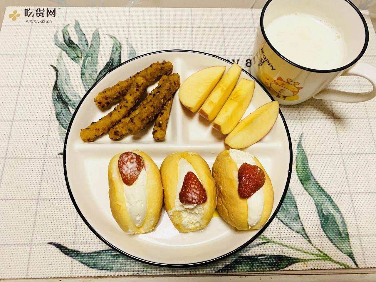 小学生早餐续更的做法 步骤9