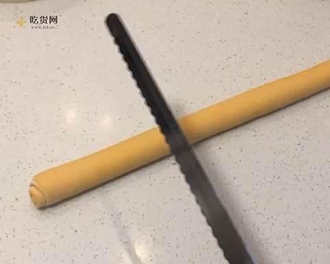 南瓜刀切馒头(内容重点是刀切馒头整形)的做法 步骤17