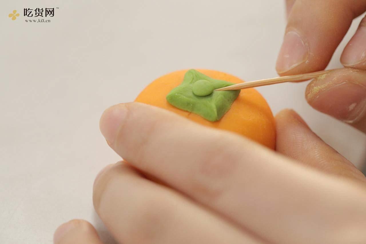 牛年卡通汤圆  超级软糯好操作的汤圆皮配方大分享的做法 步骤18