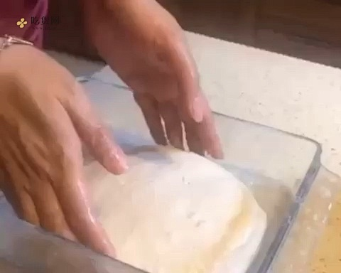 潘娜托尼 圣诞面包           Panettone(中种法)的做法 步骤10