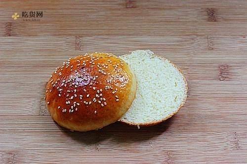 肯德基早餐汉堡轻松在家做 ---『玉米鸡肉汉堡包』的做法 步骤18
