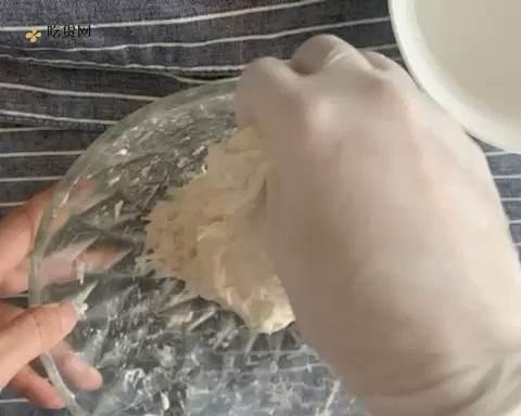 三无欧包(无石板无蒸汽无铸铁锅无发酵篮)的做法 步骤6