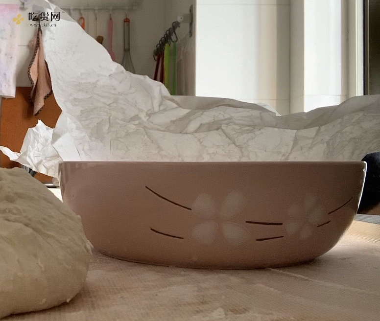 三无欧包(无石板无蒸汽无铸铁锅无发酵篮)的做法 步骤10