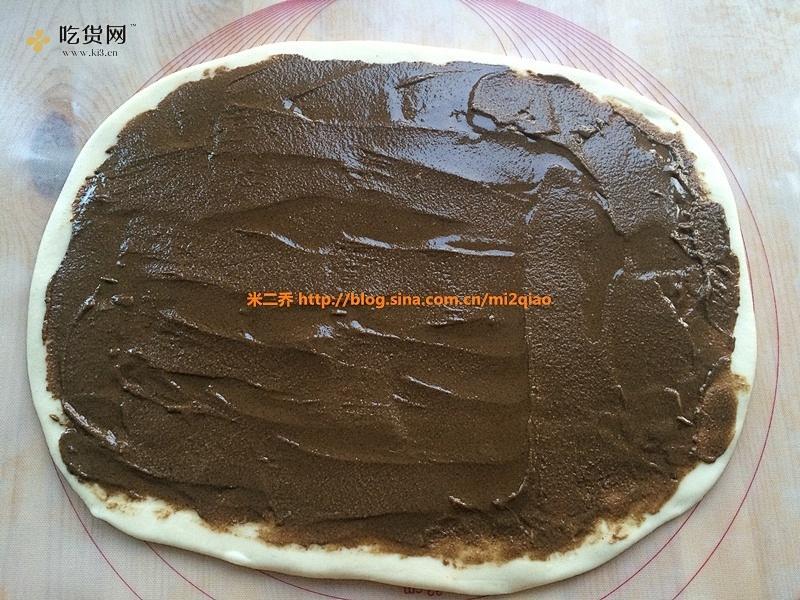 麻酱烧饼(独家原创)的做法 步骤6