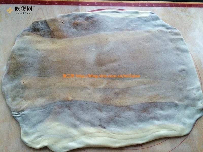 麻酱烧饼(独家原创)的做法 步骤10