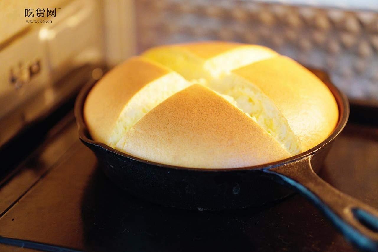 舒芙蕾松饼的做法 步骤8