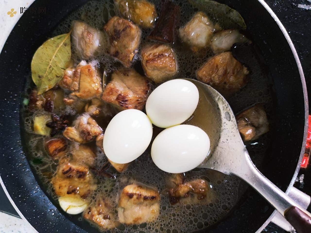 """红烧排骨""""好吃到汤都不剩""""的做法 步骤6"""