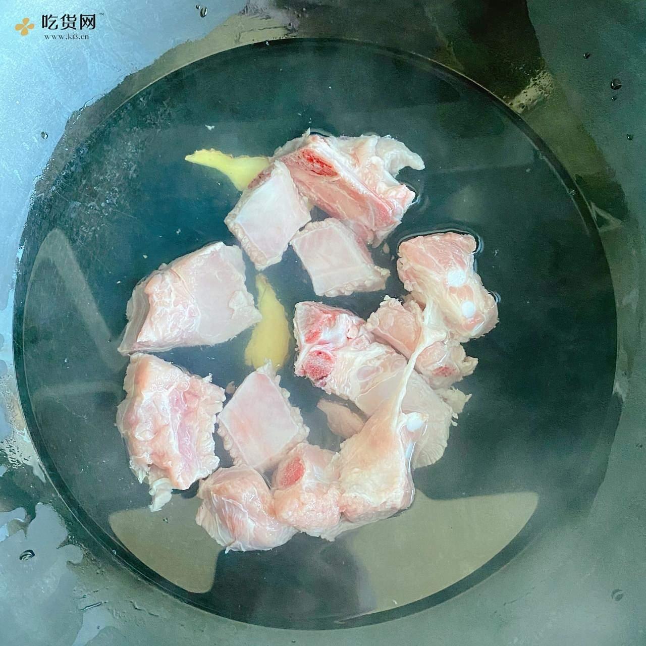 红烧排骨炖土豆🥔的做法 步骤1