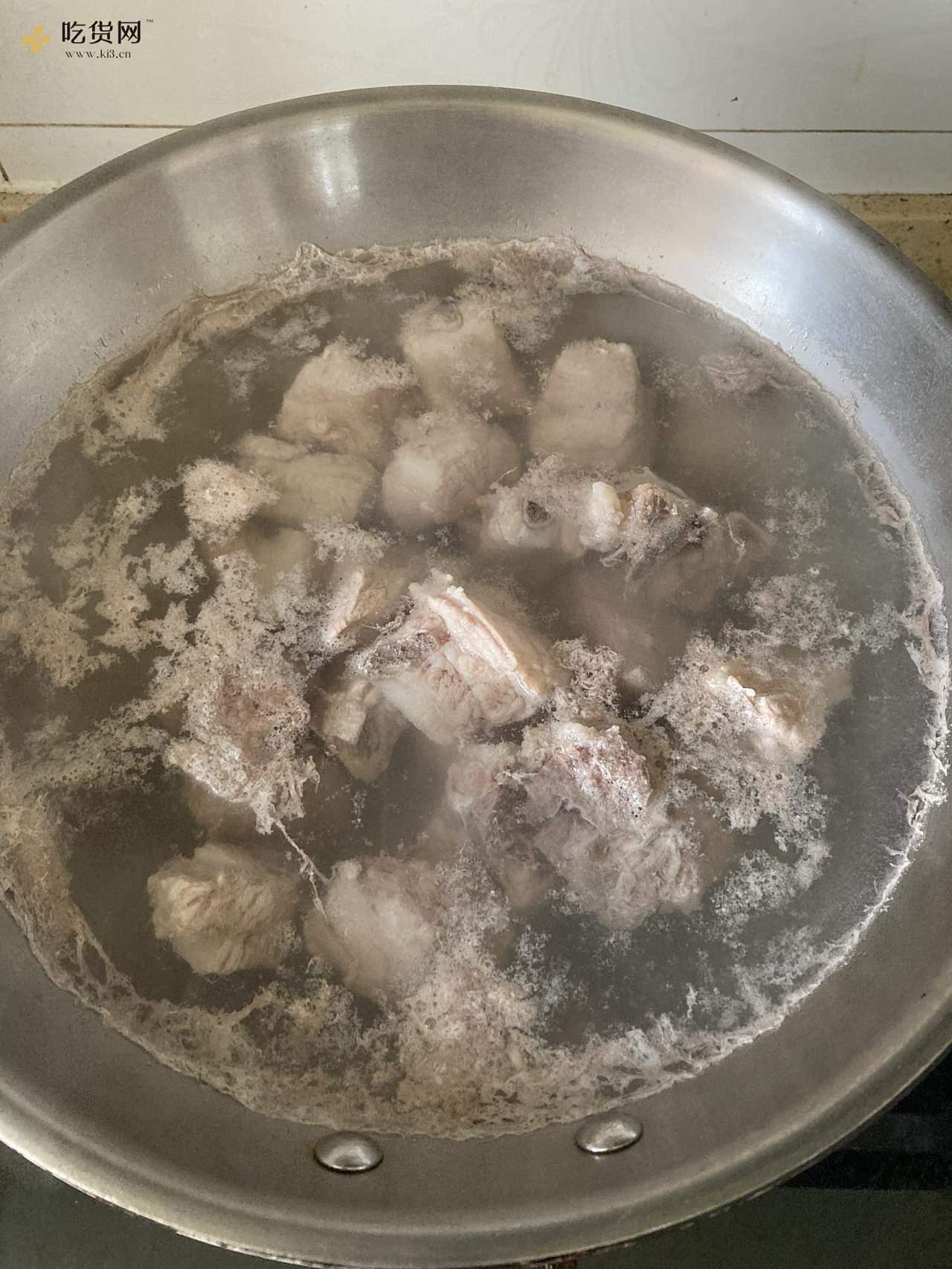 简单易做的红烧糖醋排骨的做法 步骤1
