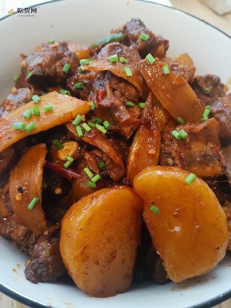 超级入味的红烧土豆排骨的做法 步骤7