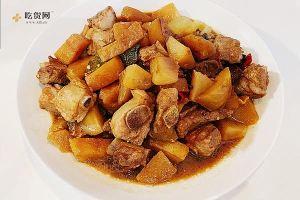 家常红烧排骨土豆的做法步骤图,怎么做好吃缩略图