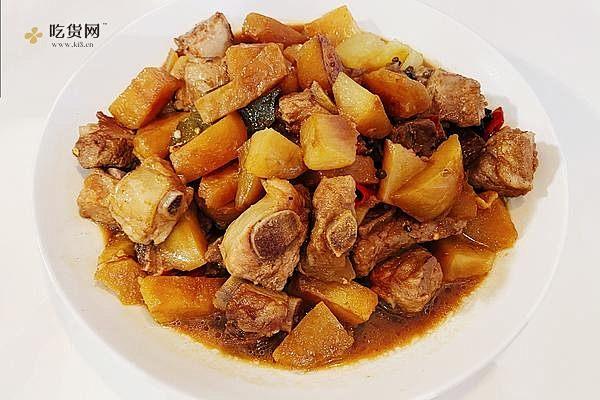 家常红烧排骨土豆的做法步骤图,怎么做好吃插图