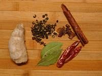 红烧排骨炖豆角土豆的做法 步骤2