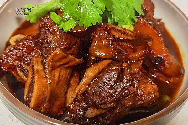 红烧牛排骨&番茄土豆牛骨汤(懒人保存法)的做法步骤图缩略图