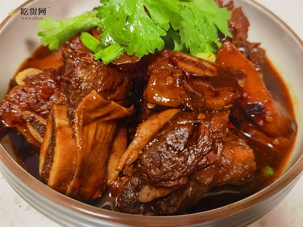 红烧牛排骨&番茄土豆牛骨汤(懒人保存法)的做法 步骤9