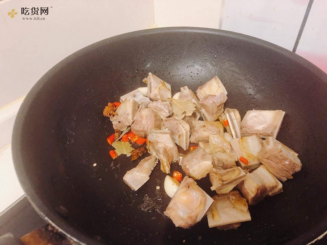 超香的🐮红烧土豆牛肋排骨的做法 步骤7