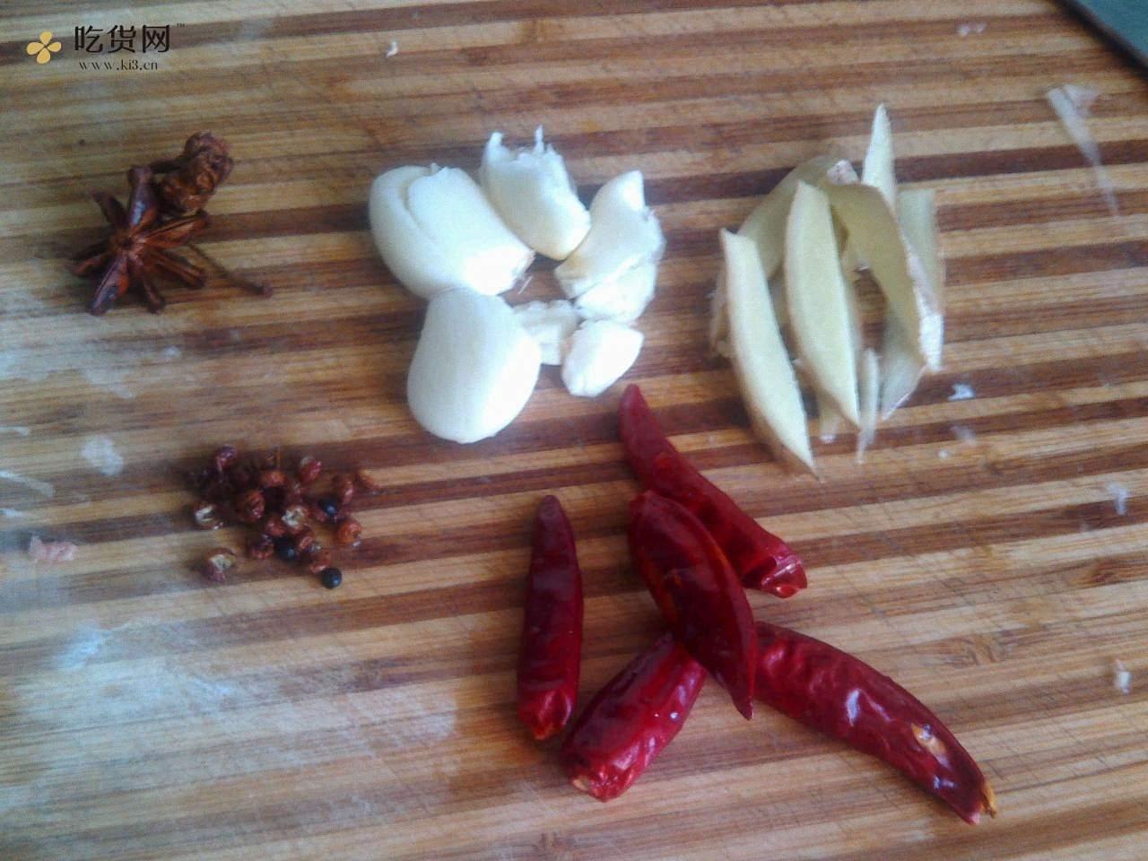 红烧土豆排骨&肉的做法 步骤5