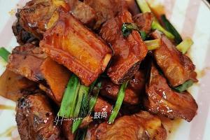 中式-红烧排骨的做法步骤图,怎么做好吃缩略图