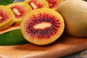 红心猕猴桃怎么放熟,红心猕猴桃硬的可以吃吗缩略图
