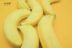 香蕉上的黑色斑是啥,香蕉有黑色斑可以吃吗缩略图