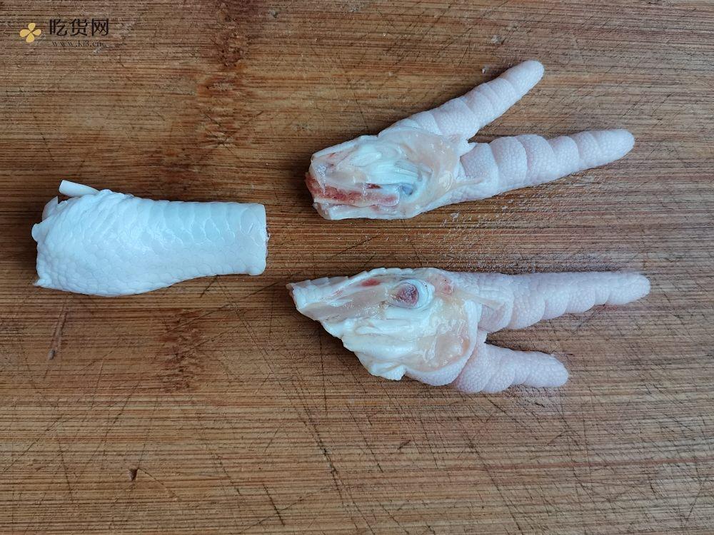 超级解馋的麻椒柠檬🍋鸡爪的做法 步骤4